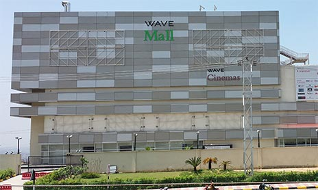 wave mall jammu